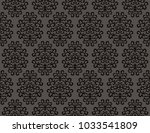 seamless pattern for decoration ... | Shutterstock .eps vector #1033541809