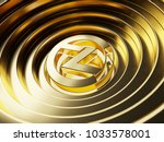 gold zclassic on the gold... | Shutterstock . vector #1033578001
