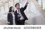 close up at asian young...   Shutterstock . vector #1033580305