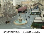baku  azerbaijan   february 25... | Shutterstock . vector #1033586689