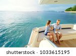 romantic vacation and luxury... | Shutterstock . vector #1033615195