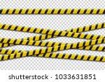 vector set of realistic... | Shutterstock .eps vector #1033631851