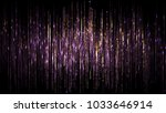 3d render  abstract digital... | Shutterstock . vector #1033646914