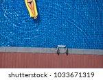 enjoying suntan. vacation... | Shutterstock . vector #1033671319