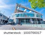 saitama  saitama   japan   may... | Shutterstock . vector #1033700317