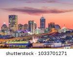 boston  massachusetts  usa... | Shutterstock . vector #1033701271