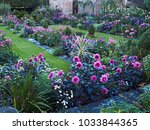 chenies manor tudor garden and...