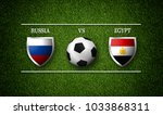 3d rendering   football match... | Shutterstock . vector #1033868311