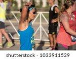 tampa  florida   usa   february ...   Shutterstock . vector #1033911529