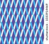 seamless modern chevron vector... | Shutterstock .eps vector #1033914469