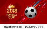 football 2018 world... | Shutterstock .eps vector #1033997794