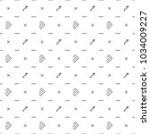 office and school vector... | Shutterstock .eps vector #1034009227