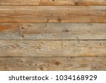 old yellow pine natural barn... | Shutterstock . vector #1034168929