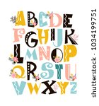 editable vector image with a... | Shutterstock .eps vector #1034199751