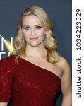 reese witherspoon at the los... | Shutterstock . vector #1034223529