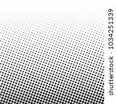 abstract halftone pattern... | Shutterstock .eps vector #1034251339