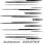 modern pattern with speed lines.... | Shutterstock .eps vector #1034257819
