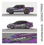 abstract racing background... | Shutterstock .eps vector #1034279905