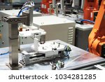 artificial intelligence... | Shutterstock . vector #1034281285