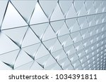 abstract 3d minimalistic...   Shutterstock . vector #1034391811