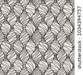 decorative raster seamless wave ... | Shutterstock . vector #1034394757