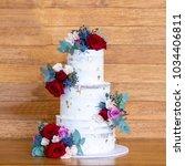 stunning cakes. professional.... | Shutterstock . vector #1034406811
