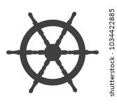 simple vector icon steering...   Shutterstock .eps vector #1034422885