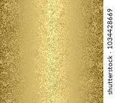 golden vintage seamless pattern | Shutterstock . vector #1034428669