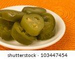 Jalapenos   Bowl Of Pickled...