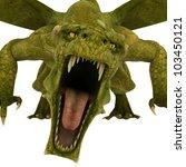 Green Dragon Front Attack Clos...