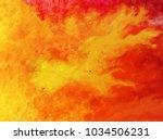 Watercolor Art  Background ...