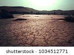 drought land in african desert | Shutterstock . vector #1034512771
