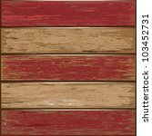 old color wooden texture... | Shutterstock .eps vector #103452731