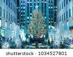 Christmas Tree Lighting At The...