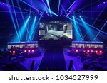 st. petersburg  russia  ... | Shutterstock . vector #1034527999