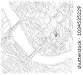 city buildings vector... | Shutterstock .eps vector #1034535229