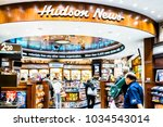 new york  usa   october 29 ... | Shutterstock . vector #1034543014
