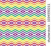 seamless abstract vector... | Shutterstock .eps vector #1034550211