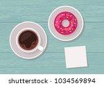 vector illustration of top view ... | Shutterstock .eps vector #1034569894