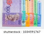 Malaysia Currency  Myr   Stack...