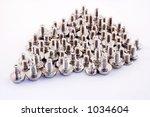 the screws | Shutterstock . vector #1034604