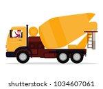 vector illustration cartoon...   Shutterstock .eps vector #1034607061