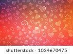 light blue  red vector...   Shutterstock .eps vector #1034670475
