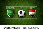 3d rendering   football match... | Shutterstock . vector #1034685847