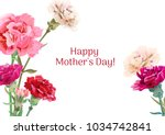 horizontal template card for... | Shutterstock .eps vector #1034742841
