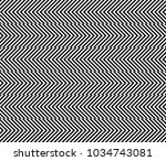 seamless pattern with striped... | Shutterstock .eps vector #1034743081