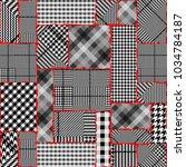 seamless vector pattern....   Shutterstock .eps vector #1034784187