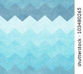 seamless chevron pattern on old ... | Shutterstock . vector #103480265