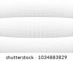 abstract halftone wave dotted... | Shutterstock .eps vector #1034883829