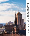syracuse  new york  usa.... | Shutterstock . vector #1034920894